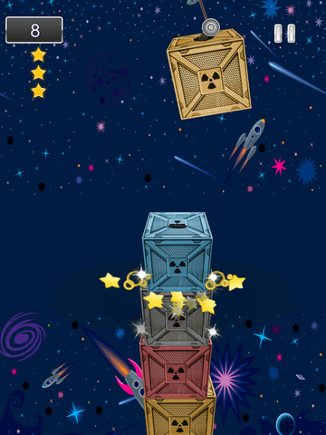 A Space Crane Frontier Stacker screenshot 6