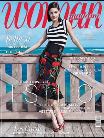 Woman Madame Figaro (revista) screenshot 6