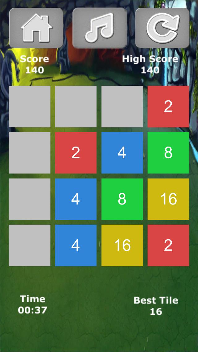 2048e screenshot 5
