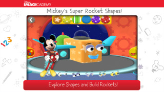 Mickey's Magical Math World screenshot 2