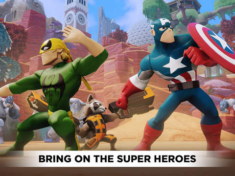 Disney Infinity: Toy Box 2.0 screenshot 6
