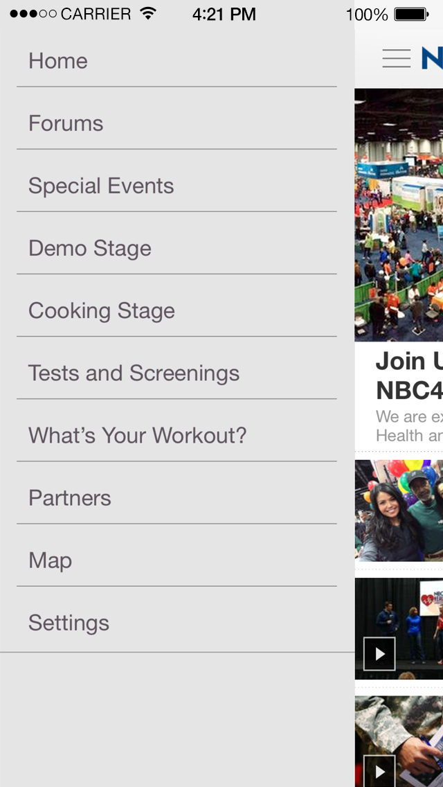 NBC4 Expo To Go screenshot 5