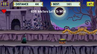 Witch Summoners Run - Running Distance War screenshot 1