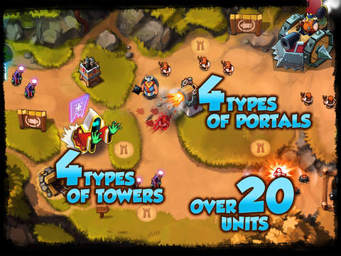 Ambush! - Tower Offense screenshot 8