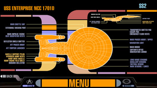 Star Trek™ PADD for iPhone screenshot 2