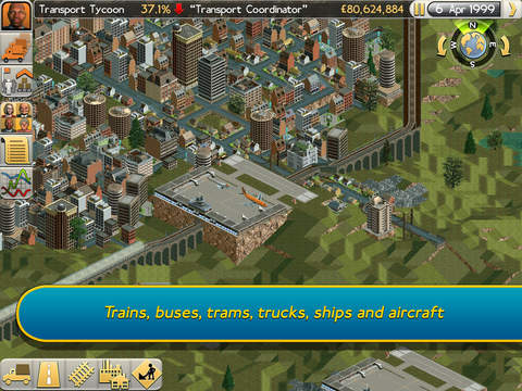 Transport Tycoon Lite screenshot 8