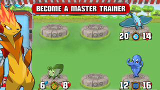 Monster Battles: TCG screenshot 4