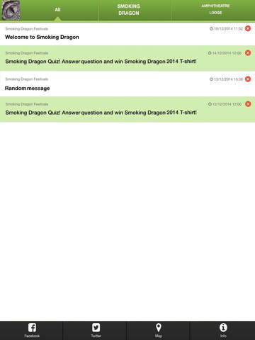 AMPHI APP screenshot 4
