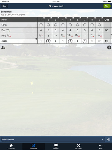 Silverbell Golf Course screenshot 8