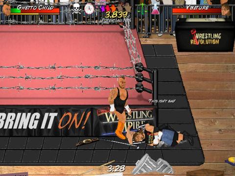 Booking Revolution (Free Wrestling) screenshot 3