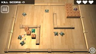 Tank Hero screenshot 1