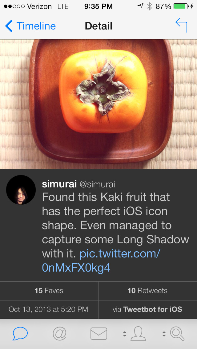 Tweetbot 3 for Twitter. An elegant client for iPhone and iPod touch screenshot 2