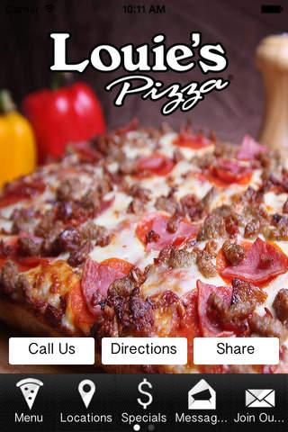 Louie's Pizza Pie - náhled