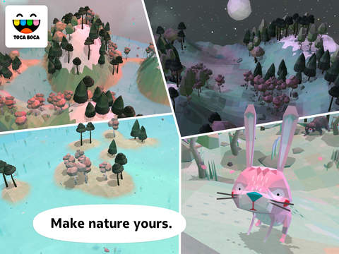 Toca Nature screenshot 10