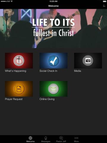 Element Church screenshot 4
