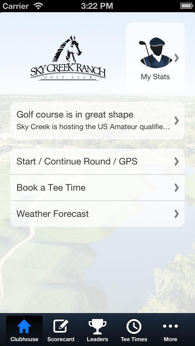 Sky Creek Ranch Golf Club screenshot 2