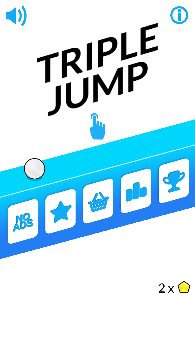 Triple Jump screenshot 1
