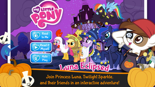 My Little Pony: Trick or Treat screenshot 1