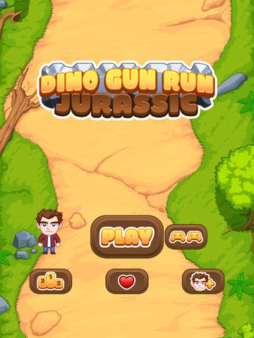 Action Dino Gun Run: Jurassic Shooting Dinosaurs screenshot 9