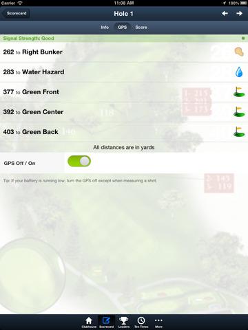 Los Prados Golf Course screenshot 9