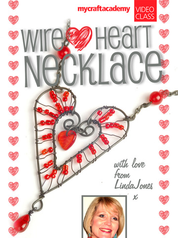 Wire Heart Necklace screenshot 6