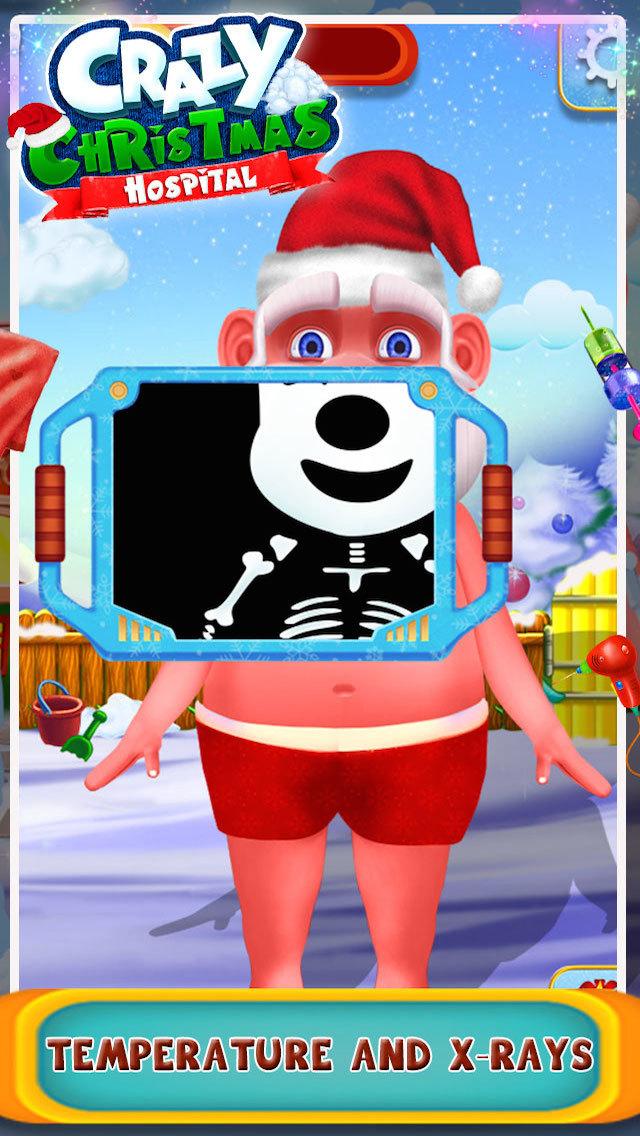 Crazy Christmas Hospital screenshot 1