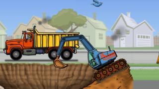 Dump Truck screenshot #3