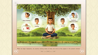 Buddhism and Mindfulness Meditation screenshot #2