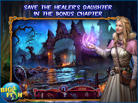 League of Light: Wicked Harvest HD - A Spooky Hidden Object Game screenshot 4