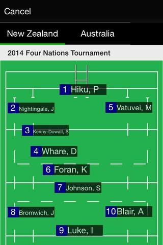 Rugby League 2015 - náhled