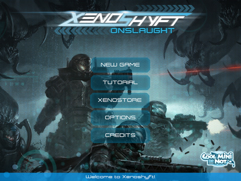 XenoShyft screenshot 6