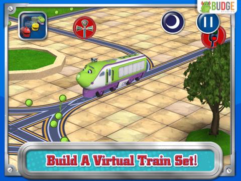 Chuggington Traintastic Adventures Free – A Train Set Game for Kids screenshot #4