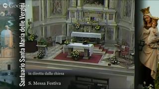 La Santa Messa in diretta screenshot 2