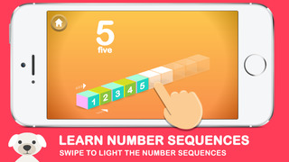 Number Train Kindergarten Maths screenshot 5