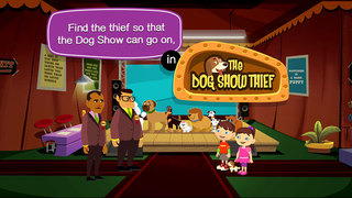 Zac and Zoey - The Dog Show Thief screenshot 5