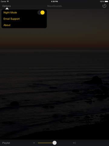 Ocean Wave Sounds for Sleep screenshot 8