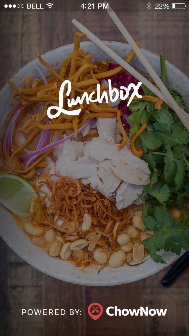 Lunchbox by Playground screenshot 1