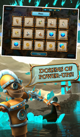 Legends of Atlantis: Exodus Premium screenshot 4