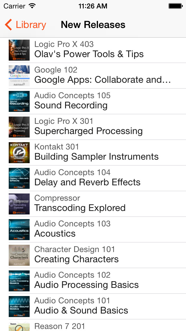Supercharged Processing Course screenshot #3