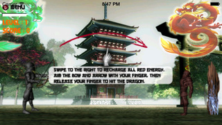 Ninja Arrow : Legend Of The Ancient Dragon The Temple Tour screenshot 4