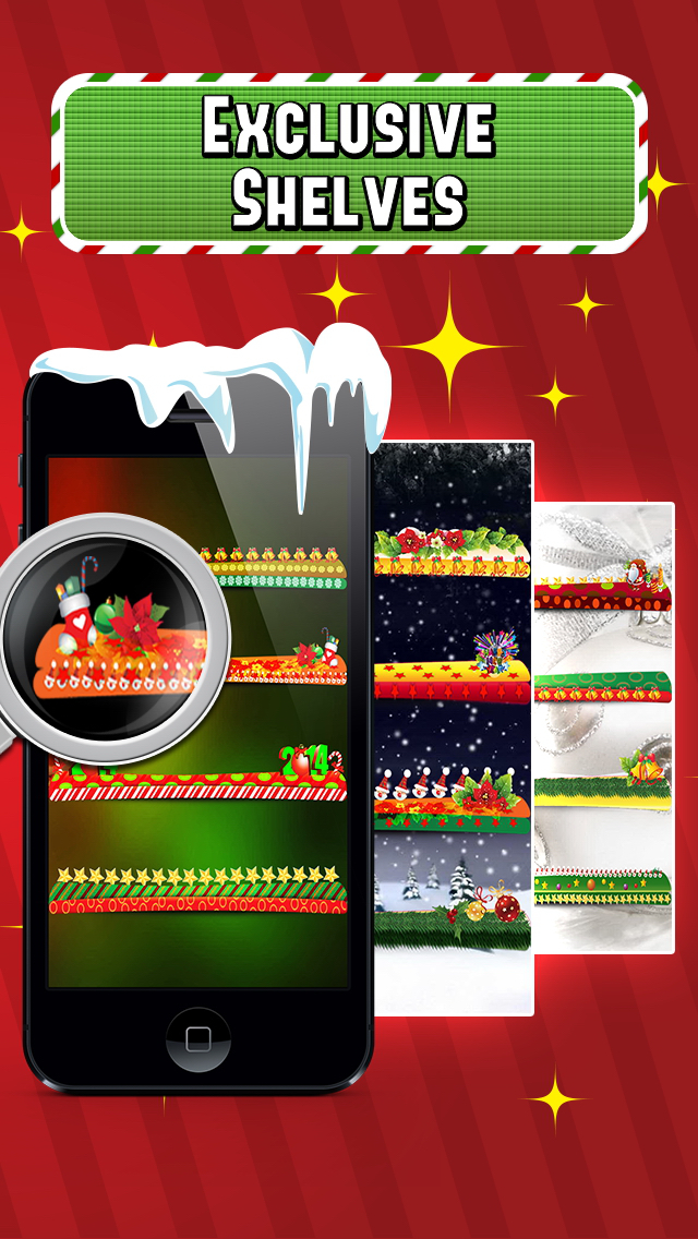 Christmas Screen Builder - Make Custom Wallpapers screenshot 4
