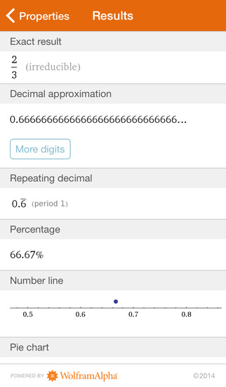 Wolfram Fractions Reference App screenshot 4
