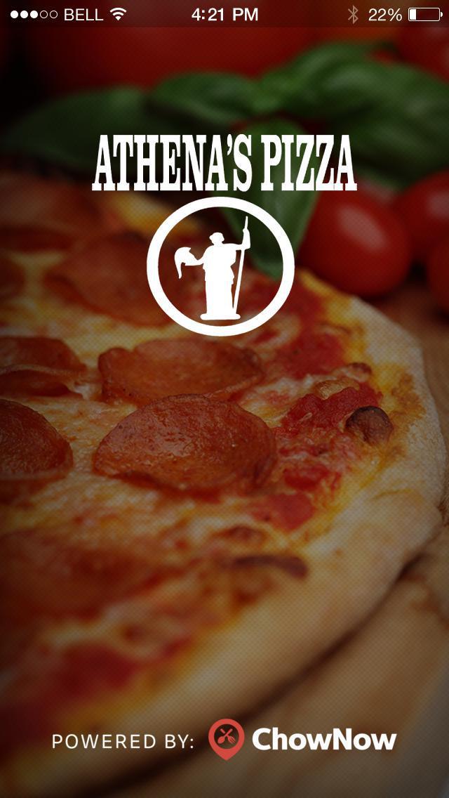 Athena's Pizza screenshot 1