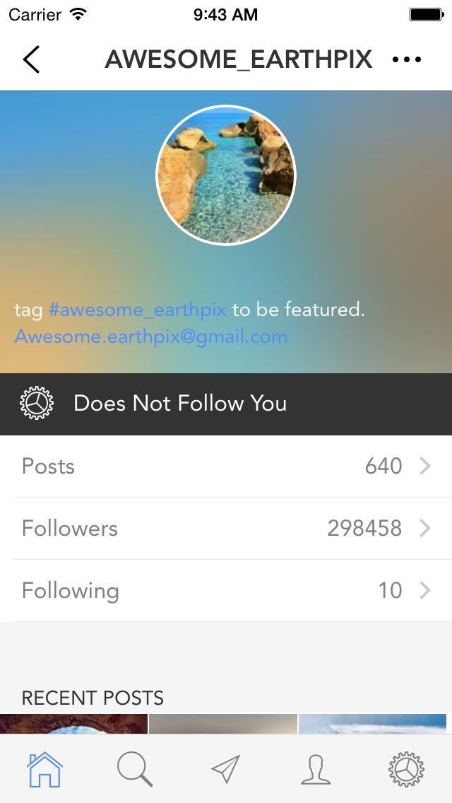 InsPhotos for Instagram screenshot 3