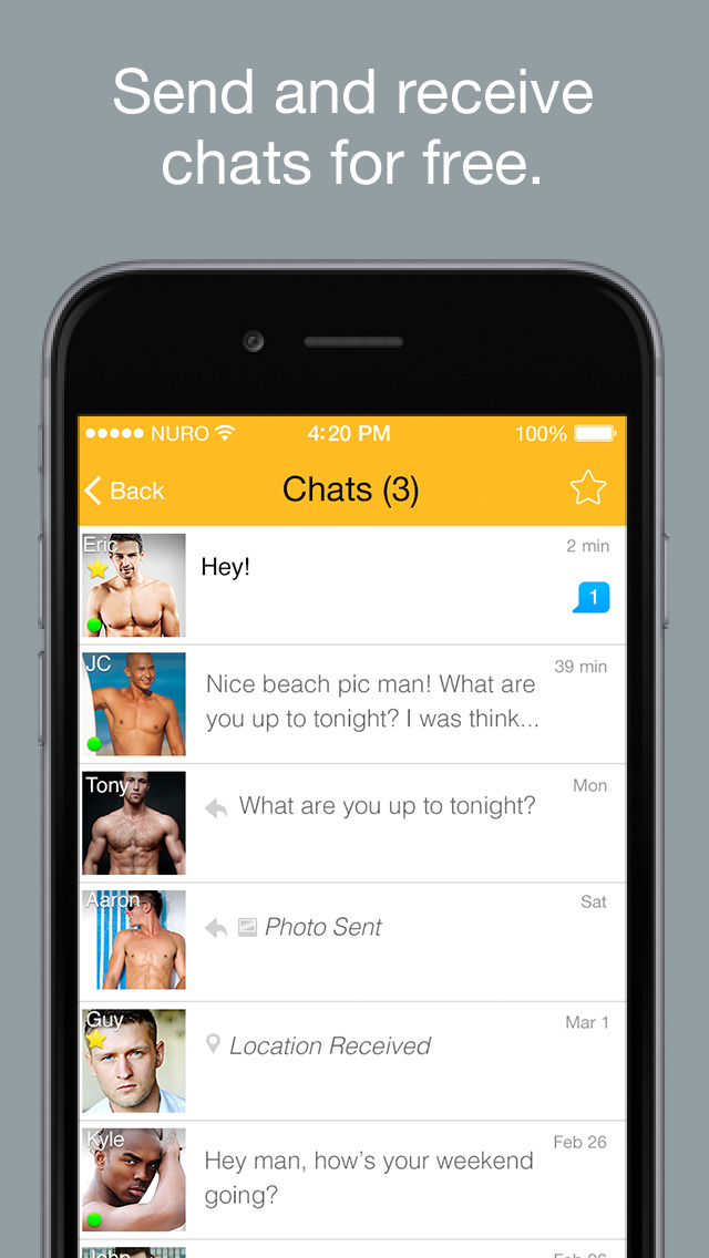 gay sex dating apps for iphone in Southampton