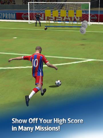 UEFA Champions League PES FLiCK screenshot 9