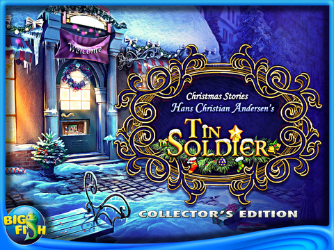 Christmas Stories: Hans Christian Andersen's Tin Soldier HD - The Best Holiday Hidden Objects Adventure Game screenshot 5