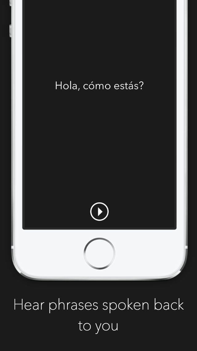 Heart to Heart - Instant voice translations & universal language communicator screenshot 2