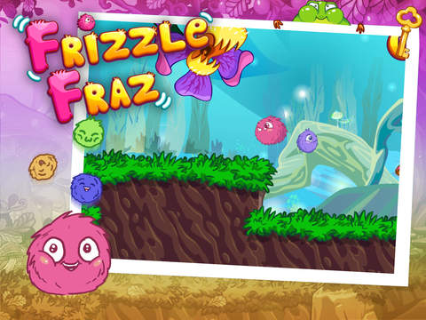 Frizzle Fraz screenshot 9