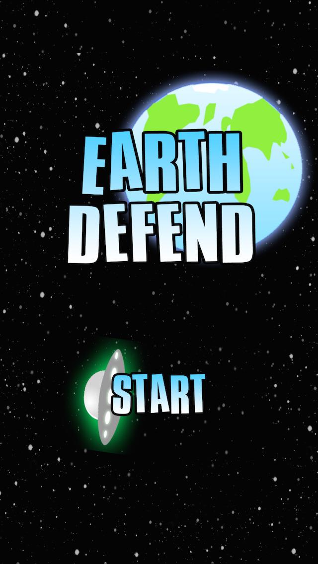Earth Defend Lite screenshot 1
